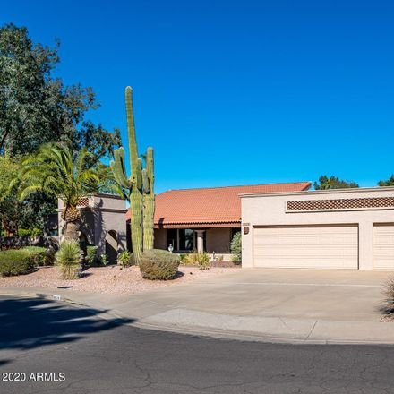 Rent this 3 bed house on 10078 East Becker Lane in Scottsdale, AZ 85260