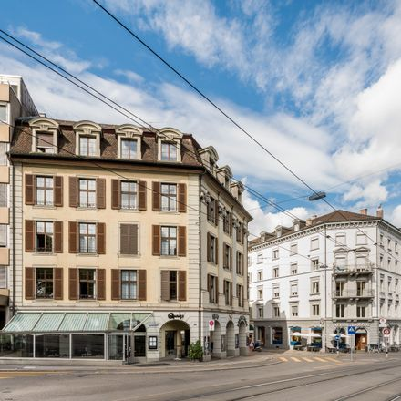 Rent this 0 bed apartment on Arthouse Piccadilly 1 in Mühlebachstrasse 2, 8008 Zurich