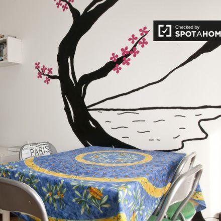 Rent this 1 bed apartment on Municipio 8 in Milan, Italy