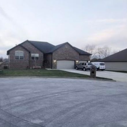 Rent this 5 bed house on 448 Columbine Street in Rogersville, MO 65742