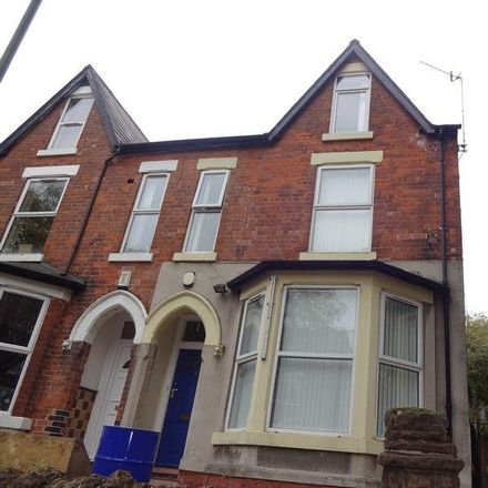 Rent this 6 bed room on 17 Douglas Road in Nottingham NG7 1NW, United Kingdom