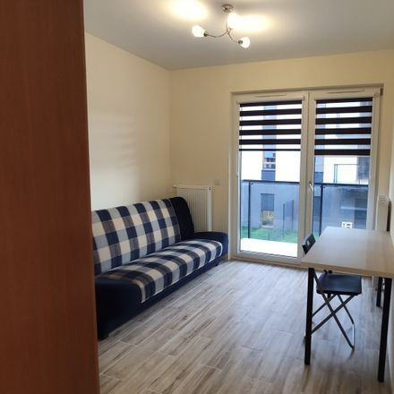 Rent this 0 bed apartment on Na Grobli 20 in 50-421 Wrocław, Polska