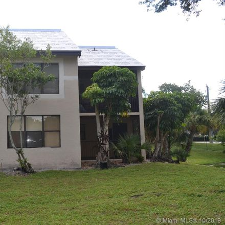 Rent this 2 bed apartment on 4541 West McNab Road in Pompano Beach, FL 33069