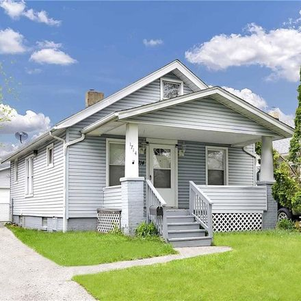 Rent this 2 bed house on 1714 Creston Avenue in Cleveland, OH 44109