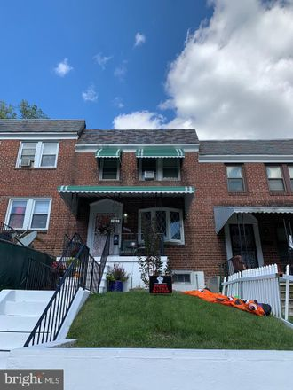Rent this 3 bed townhouse on 2452 West Cold Spring Lane in Baltimore, MD 21215