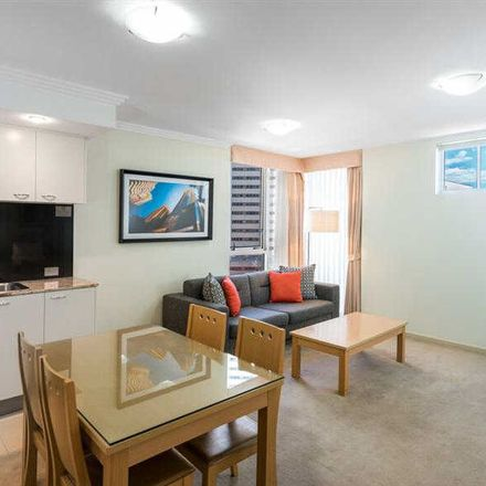 Rent this 1 bed apartment on 1409 Mantra on Mary 70 Mary Street