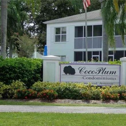 Rent this 2 bed condo on Greenwood Ave in North Port, FL