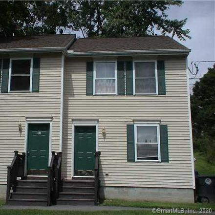 Rent this 2 bed townhouse on 64 Patterson Street in Torrington, CT 06790