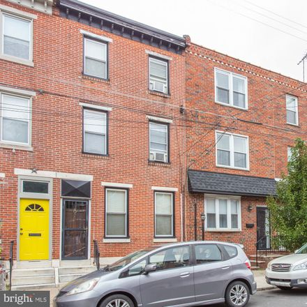 Rent this 3 bed townhouse on 2420 East Cumberland Street in Philadelphia, PA 19125