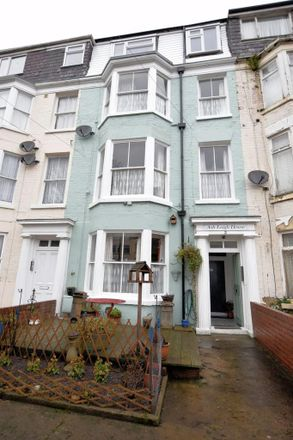 Rent this 1 bed apartment on North Marine Road Ground in North Marine Road, Scarborough YO12 7TJ
