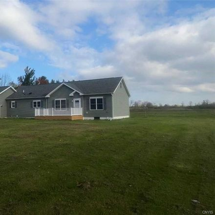 Rent this 3 bed house on 11291 Cheever Road in Jefferson County, NY 13622