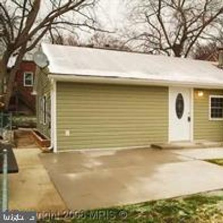 Rent this 3 bed house on Davey Street in Capitol Heights, MD 20743