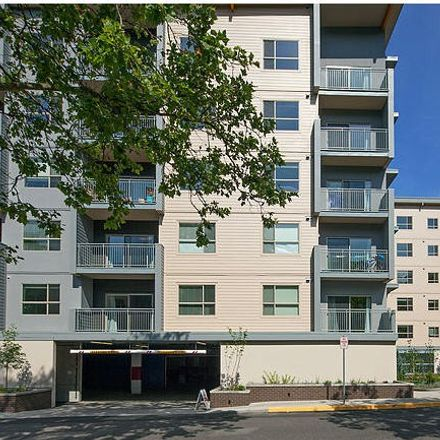 Rent this 1 bed apartment on Oregon Health & Science University in Southwest Campus Drive, Portland