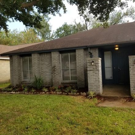Rent this 3 bed house on 7226 Lonesome Woods Trl in Humble, TX