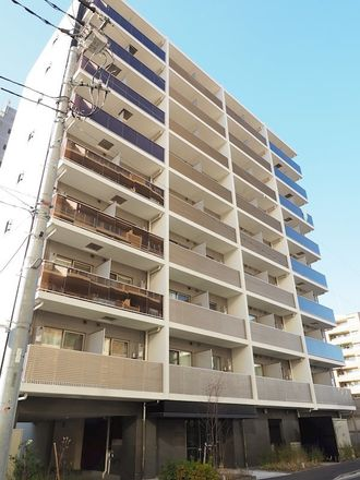 Rent this 1 bed apartment on Koto in Tokyo, Japan