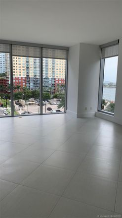 Rent this 1 bed condo on Brickell House in 1300 Brickell Bay Drive, Miami