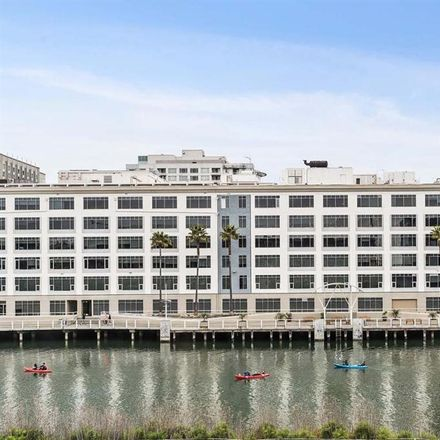 Rent this 1 bed apartment on One Mission Bay in Channel Street, San Francisco