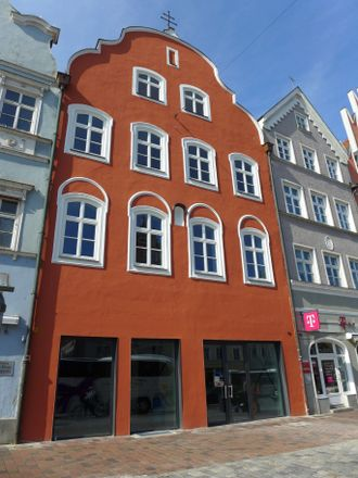 Rent this 2 bed apartment on Altstadt 91 in 84028 Landshut, Germany