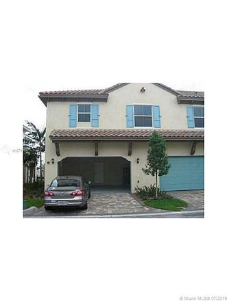 Rent this 2 bed townhouse on Thomas St in Hollywood, FL