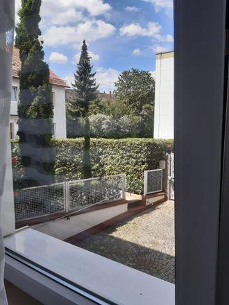 Rent this 1 bed apartment on Willibaldstraße 32 in 90491 Nuremberg, Germany