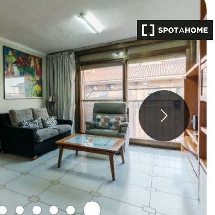 Rent this 3 bed room on Passeig de Santa Coloma in 110, 08030 Barcelona
