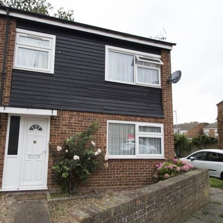 Rent this 4 bed house on Gore Mews in Canterbury CT1 1JB, United Kingdom