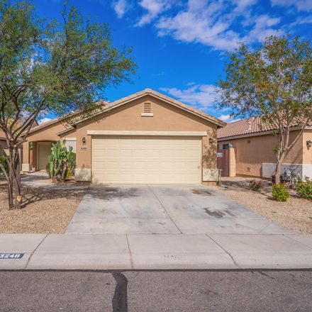 Rent this 3 bed house on Sunshine Butte Dr in Queen Creek, AZ