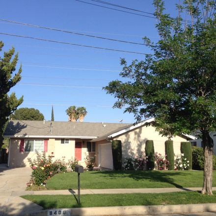 Rent this 3 bed house on 8400 Wystone Avenue in Los Angeles, CA 91324