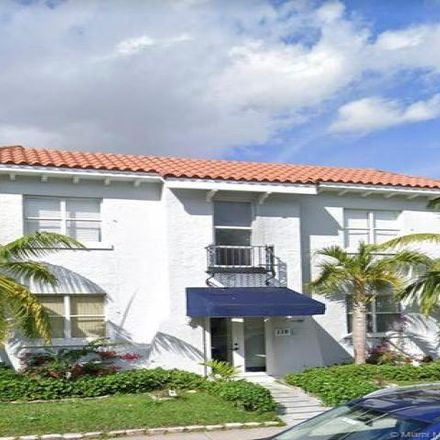 Rent this 1 bed condo on 119 Menores Avenue in Miami, FL 33134