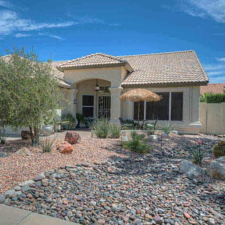 Rent this 3 bed house on East Rockledge Road in Phoenix, AZ 85048