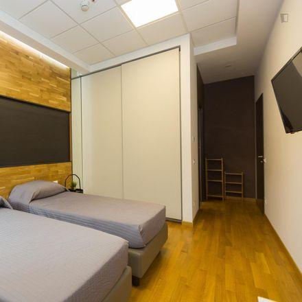 Rent this 2 bed room on Cinema Impero in Via di Acqua Bullicante, 00176 Rome Roma Capitale