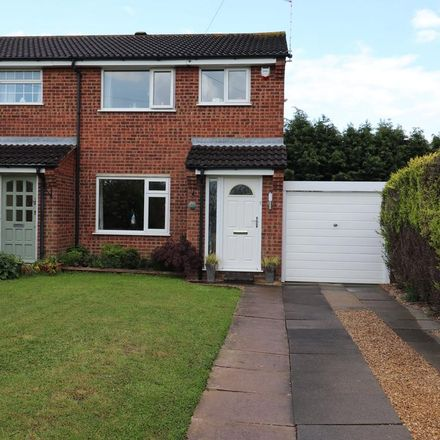 Rent this 3 bed house on Edward Road in Harborough LE8 8UB, United Kingdom