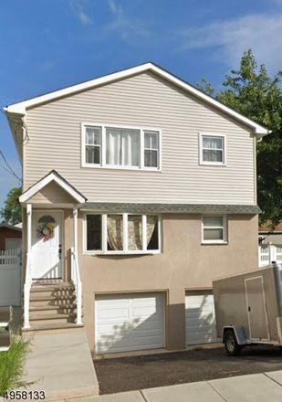 Rent this 3 bed apartment on Grier Ave in Linden, NJ