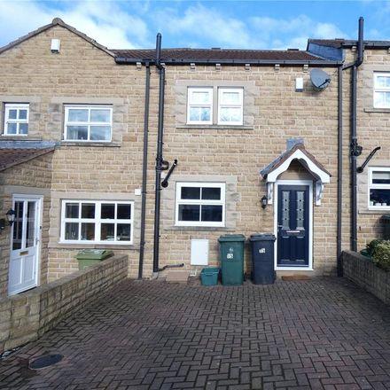 Rent this 2 bed house on Badgers Walk in Kirklees WF16 0BS, United Kingdom