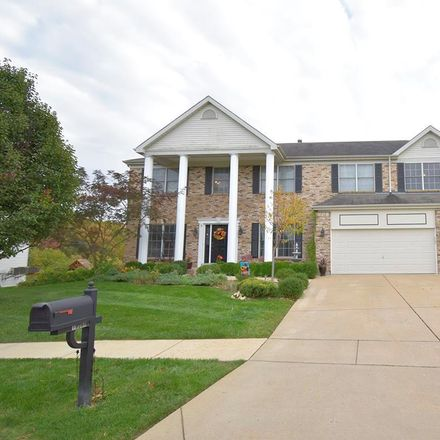 Rent this 5 bed house on 10281 Eddingham Terrace in Sappington, MO 63128