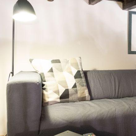 Rent this 1 bed apartment on Retrobottega in Via della Stelletta, 4