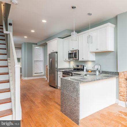 Rent this 3 bed townhouse on 1433 East Federal Street in Baltimore, MD 21213