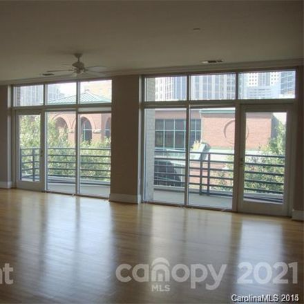 Rent this 2 bed condo on 400 North Church in 400 North Church Street, Charlotte