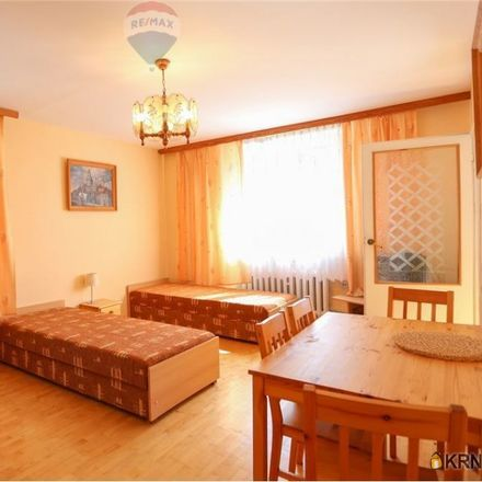 Rent this 3 bed apartment on Tadeusza Kościuszki 68 in 42-253 Złoty Potok, Poland