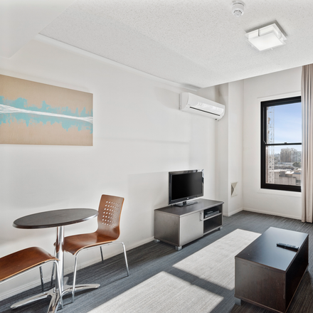 Rent this 1 bed apartment on 511/455 Brunswick Street