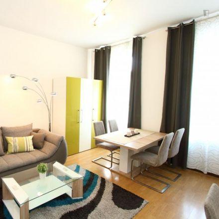 Rent this 1 bed apartment on Edelhof Apartments Vienna in Edelhofgasse 8, 1180 Vienna