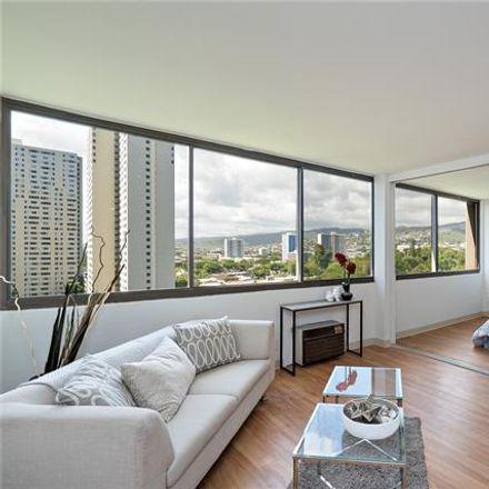 Rent this 1 bed condo on 55 South Kukui Street in Honolulu, HI 96813