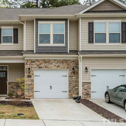 Rent this 3 bed townhouse on Longitude Drive in Durham, NC