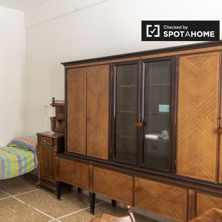 Rent this 2 bed room on Ippocrate/Provincie in Viale Ippocrate, 00161 Rome RM