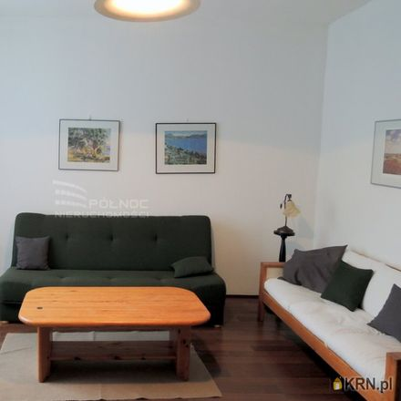 Rent this 1 bed apartment on Jana Zamoyskiego 72 in 30-523 Krakow, Poland