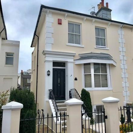 Rent this 1 bed apartment on Medina Place in Hove BN3 2RG, United Kingdom