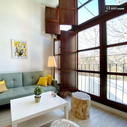 Rent this 1 bed apartment on Carrer de Vidal de Canelles