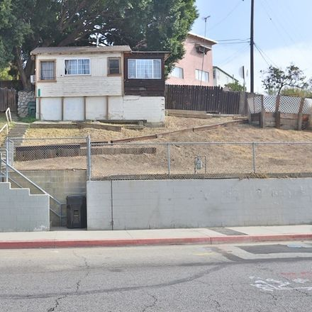 Rent this 1 bed house on 1806 North Eastern Avenue in El Monte, CA 90032