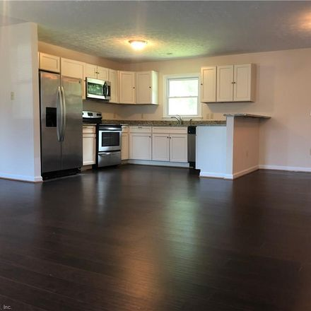 Rent this 3 bed house on 106 McCall Court in Hampton City, VA 23666