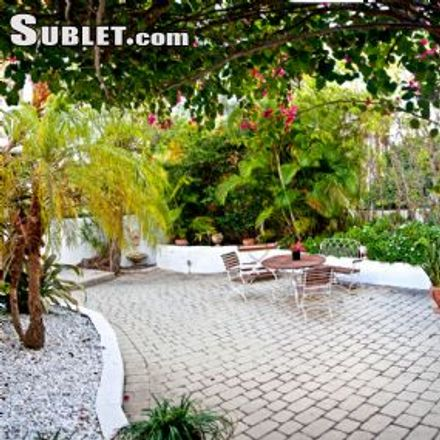 Rent this 4 bed house on 4329 North Bay Road in Miami Beach, FL 33140
